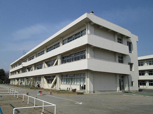 本庄市立本庄西小学校(埼玉)