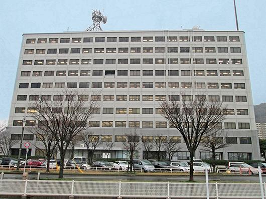門司港湾合同庁舎(福岡)